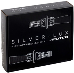 2018 + Ford F-150 High Beam LED Headlight Bulbs Upgrade - Putco Silver - Lux