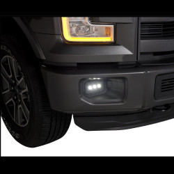 Putco - 12010 Luminix High Power LED Fog Lamps Kit