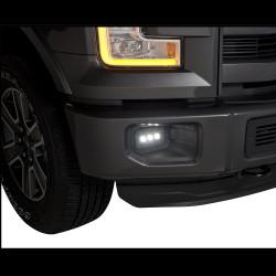 Putco - 12010 Luminix High Power LED Fog Lamps Kit