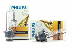 Philips D2S 85122 HID Bulbs (4300K)