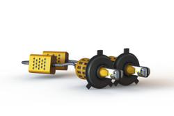 Morimoto H4: 2Stroke 2.0 LED Headlight Bulbs