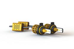 Morimoto 9012: 2Stroke 2.0 LED Headlight Bulbs