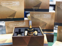Morimoto 9006: 2Stroke 2.0 LED Headlight Bulbs