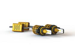 Morimoto 5202: 2Stroke 2.0 LED Headlight Bulbs