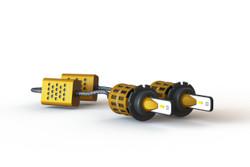 Morimoto D2S: 2Stroke 2.0 LED Headlight Bulbs