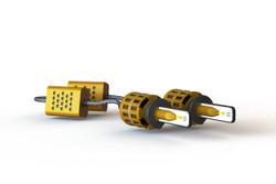 Morimoto H1: 2Stroke 2.0 LED Headlight Bulbs