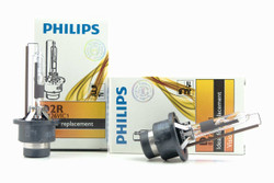 Philips D2R 85126 HID Bulbs (4300K)
