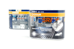 9006 Halogen: Osram Nightbreaker Unlimited