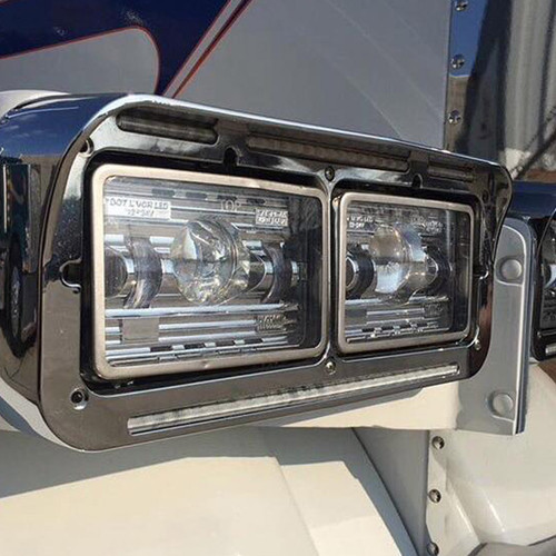 United pacific 31274 4x6 led low beam projector headlight with dont show again aloadofball Images