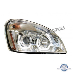 United Pacific 31287 Chrome Freightliner Cascadia Projection Headlight - Passenger Side