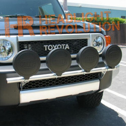 N-FAB 06-14 Toyota FJ Cruiser Front Light Mount