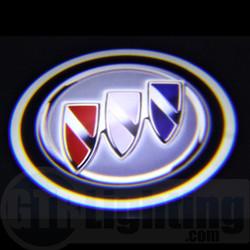 GTR Lighting LED Logo Projectors, Buick Logo, #46