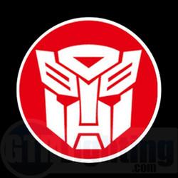 GTR Lighting LED Logo Projectors, Transformers Autobot Logo, #6