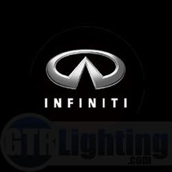 GTR Lighting LED Logo Projectors, Infiniti Logo, #7