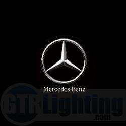 GTR Lighting LED Logo Projectors, Mercedes Benz Logo, #14