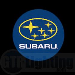 GTR Lighting LED Logo Projectors, Subaru Logo, #21