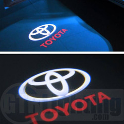 GTR Lighting LED Logo Projectors, Toyota Logo, #24