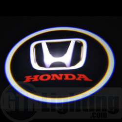 GTR Lighting LED Logo Projectors, Honda Logo, #25