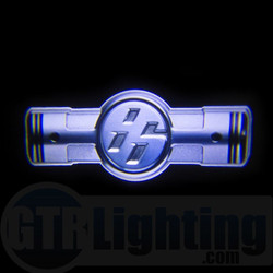 GTR Lighting LED Logo Projectors, Scion FR-S Logo, #63