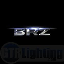 GTR Lighting LED Logo Projectors, Subaru BRZ Logo, #64