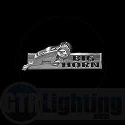 GTR Lighting LED Logo Projectors, Dodge Big Horn Logo, #65