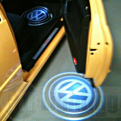 GTR Lighting LED Logo Projectors, Volkswagen Logo, #36