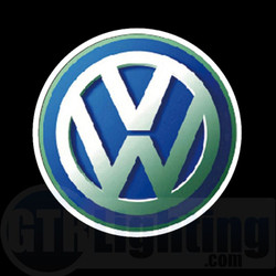 GTR Lighting LED Logo Projectors, Volkswagen Logo, #36