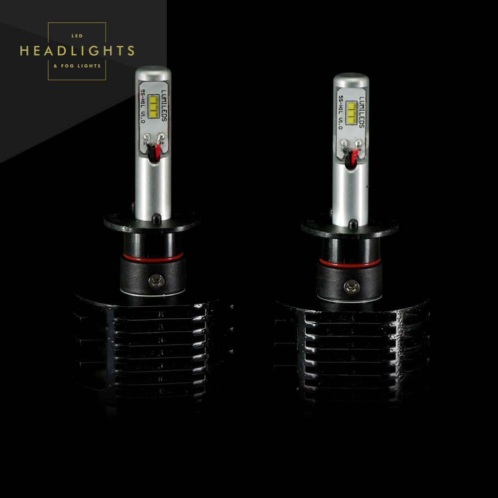 Gtr lighting ultra series led headlight bulbs h1 3rd gtr lighting nvjuhfo Gallery