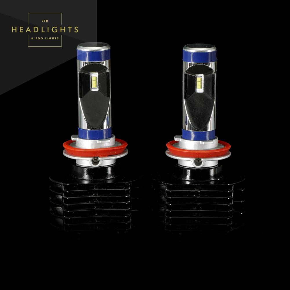 GTR Lighting & GTR Lighting Ultra Series LED Headlight Bulbs - H8 / H9 / H11 - 3rd ...