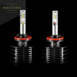 GTR Lighting Ultra Series LED Headlight Bulbs - 800 / 880 - 3rd Generation