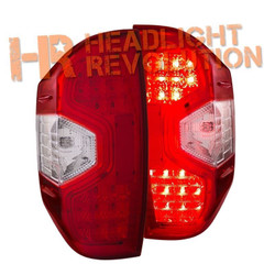 Anzo Toyota Tundra 14-17 Red Tail Light Housings
