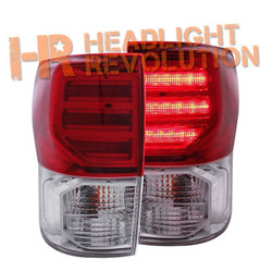 Anzo Toyota Tundra 07-13 LED Tail Lights