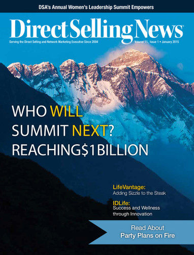 Direct Selling News - January 2015