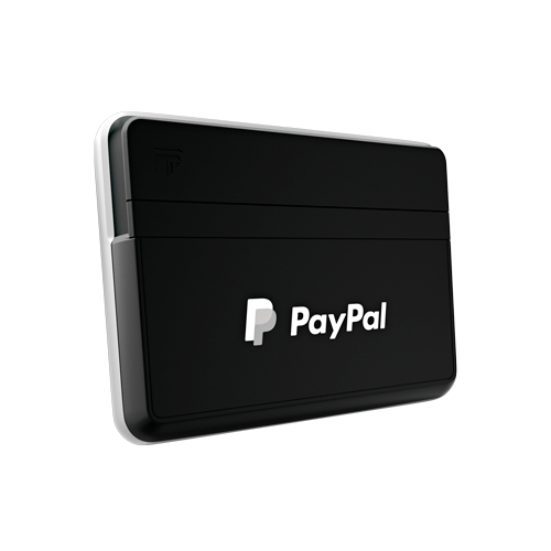 PayPal Chip and Swipe Card Reader