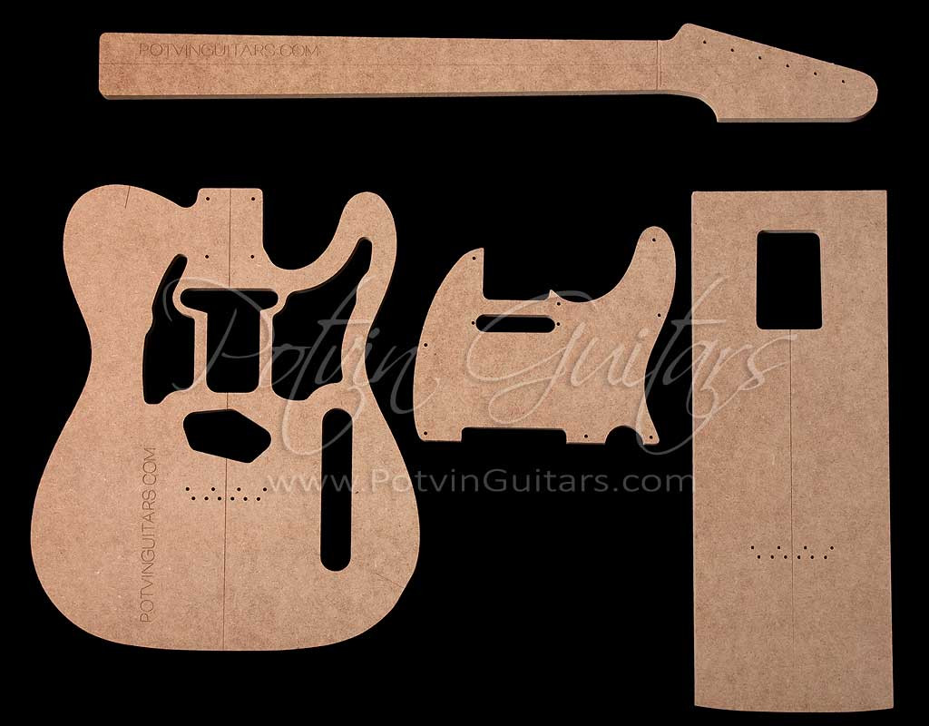 guitar f hole template - t style smuggler template set potvin guitars