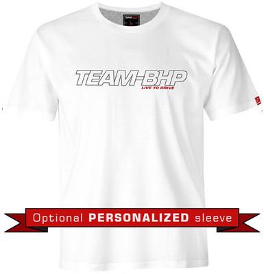 Team-BHP : v3 Style (White)
