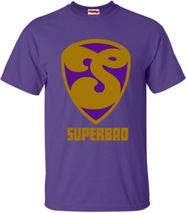 SuperBad Soulware Men's T-Shirt - S2 - Purple - GDPR