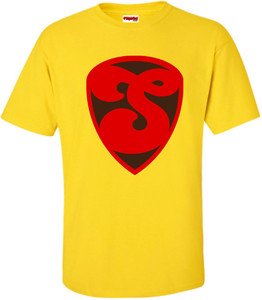 SuperBad Soulware Men's T-Shirt - S3 - Yellow