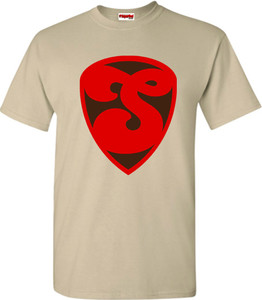 SuperBad Soulware Men's T-Shirt - S3 - Sand