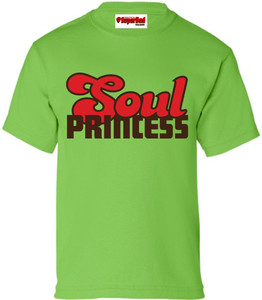 SuperBad Soulware Girls T-Shirt - Green - BRR