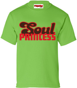 SuperBad Soulware Girls T-Shirt - Green - RBR
