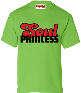 SuperBad Soulware Girls T-Shirt - Green - BR
