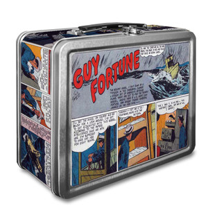 Vintage Black Heroes Lunchbox - Guy Fortune - CST6