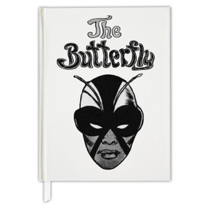 Vintage Black Heroines Journal - The Butterfly - 2
