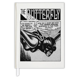 Vintage Black Heroines Journal - The Butterfly - 3