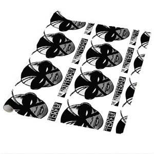 Vintage Black Heroines Wrapping Paper Sheets - The Butterfly - 2 - Package Of 5