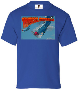 Tuskegee Redtails Boys T-Shirt - 1 - Royal Blue