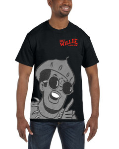 Fast Willie Jackson Men's T-Shirt - Jabar - 6 - Black