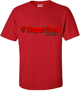 SuperBad Soulware Men's T-Shirt - Red