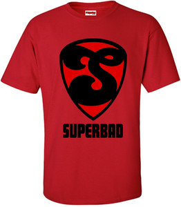 SuperBad Soulware Men's T-Shirt - S2 - Red - BR